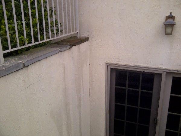 Rust Removal On Siding Concrete Stucco