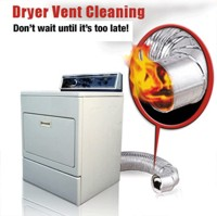prevent dryer vent fires